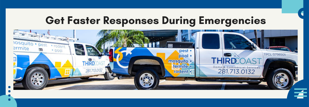 Get Faster Responses During Emergencies