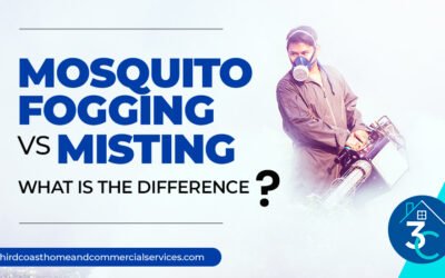 Mosquito Fogging vs Misting: What is the difference?